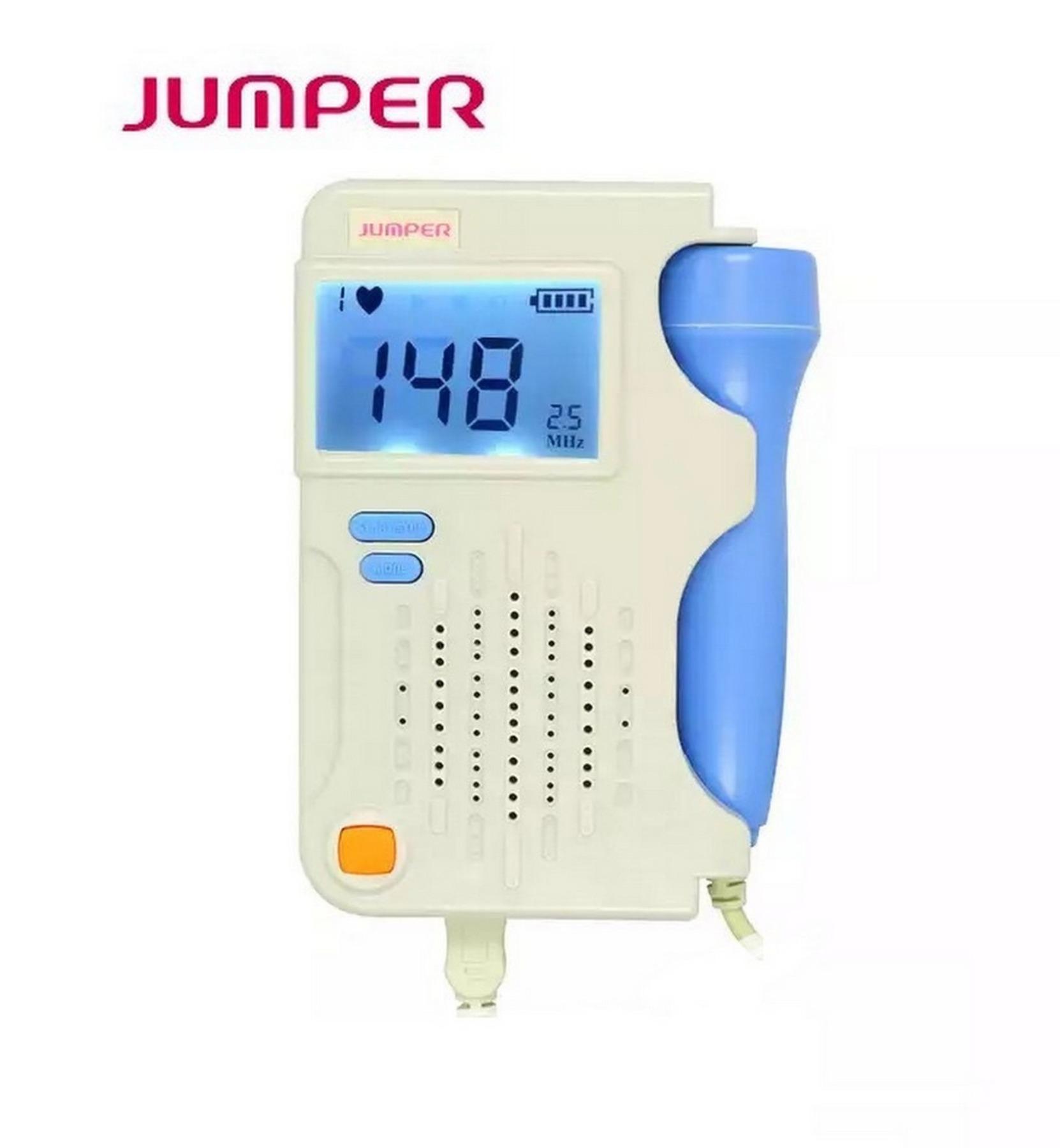 Фетальный допплер <br>чувствительный<br> на ранних сроках <br><b>JPD-100B+</b>